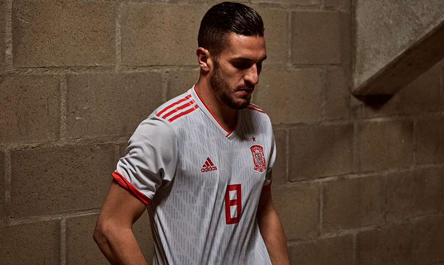 bc1c0d7b8 RFEF and adidas unveil Spain s away kit for the 2018 Russia World ...