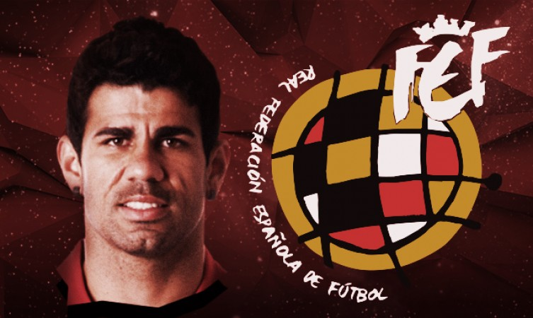 Atletico Madrds Diego Costa has decided to play for Spain, not Brazil (where he was born)
